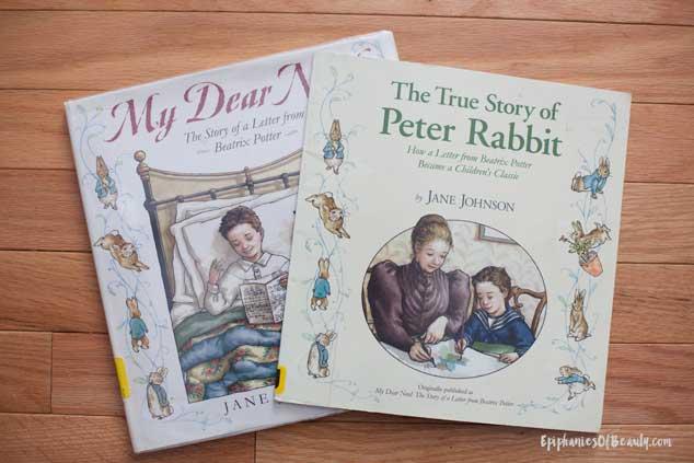 my dear noel the true story of peter rabbit