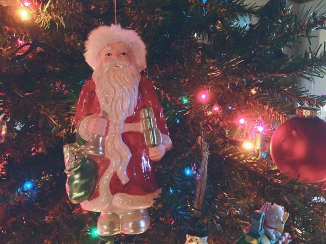 St. Nicholas or Santa Claus