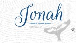 A Catholic Bible Study on the Book of Jonah