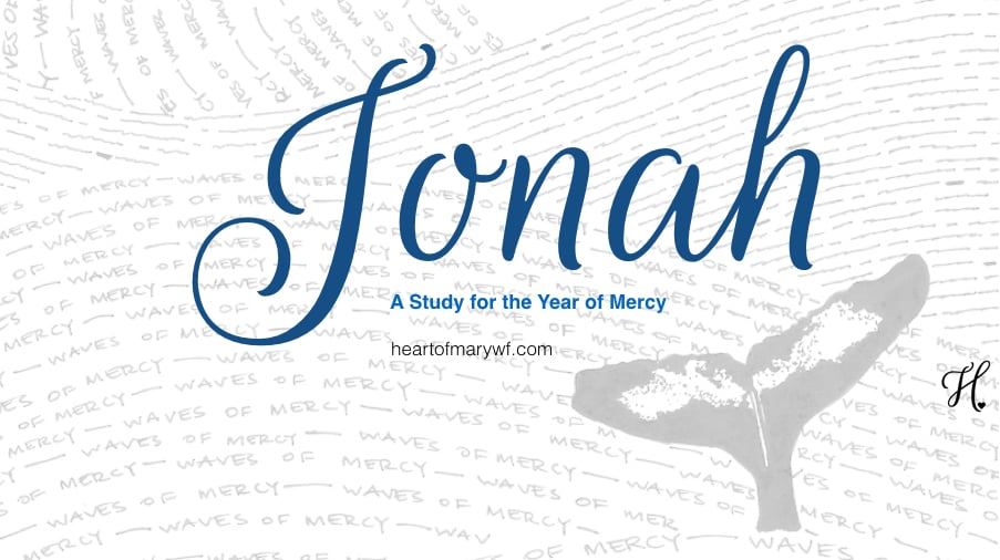 The Book of Jonah, a Bible Study