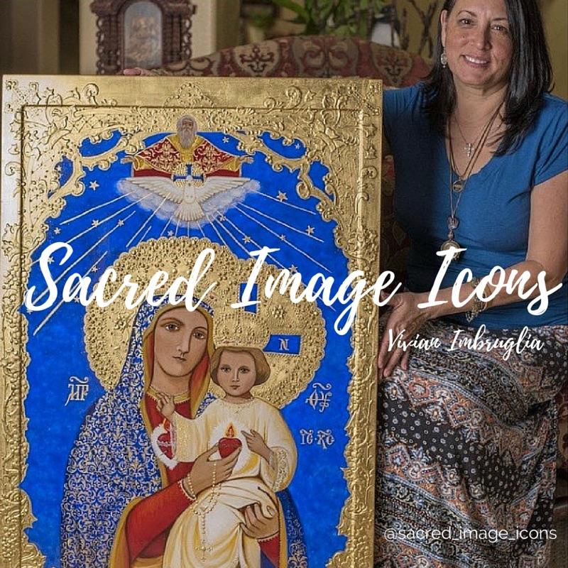 Vivian Imbruglia: Sacred Image Icons