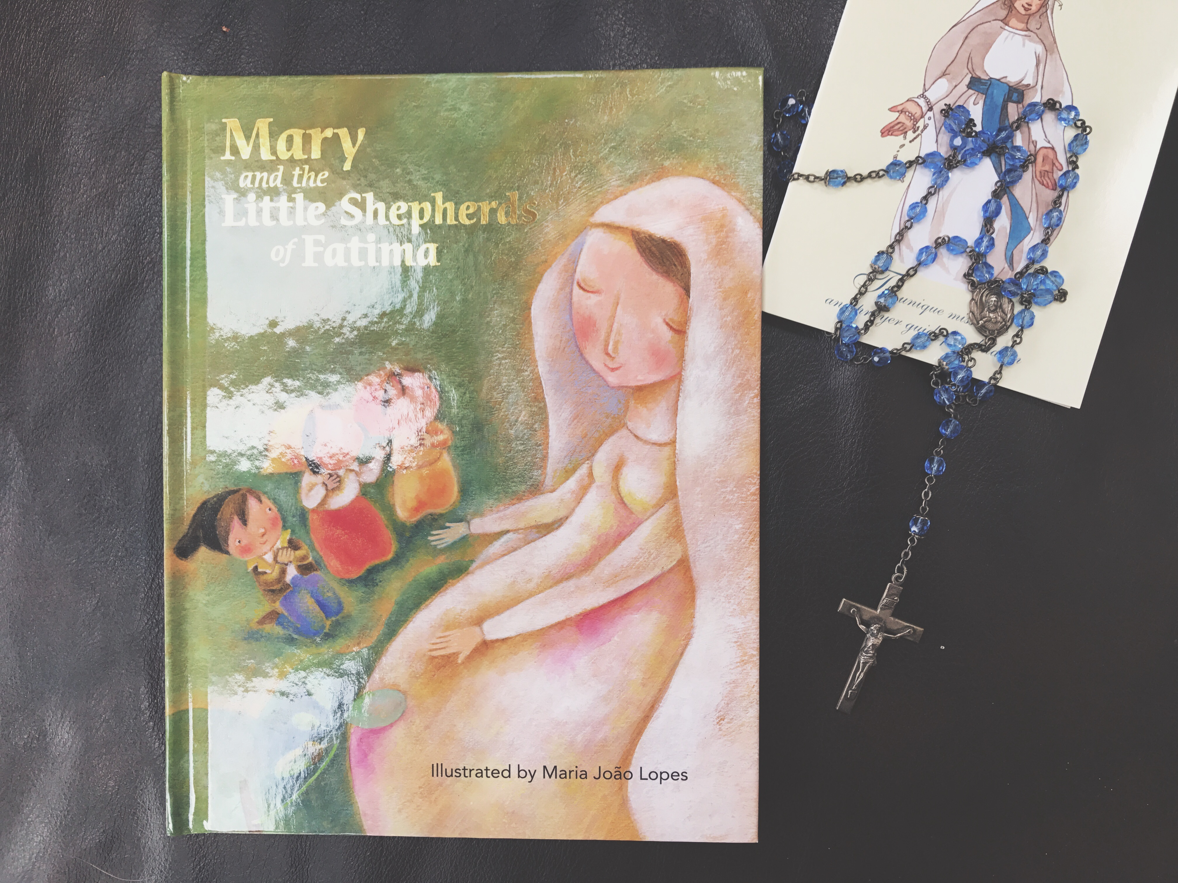 Catholic children's book on Fatima