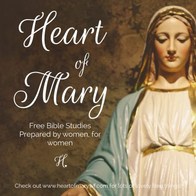 Introducing Heart of Mary Women's Fellowship