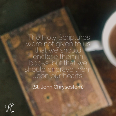 Read and Study the Scriptures!